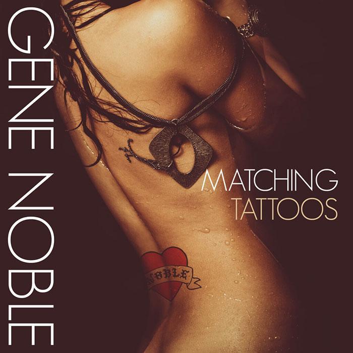Matching Tattoos Album Cover Design