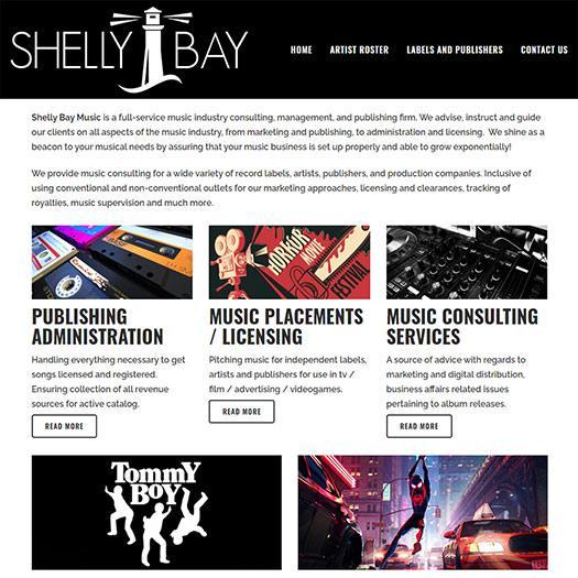 shellybay music